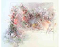 Mistic Garden I - reprodukcja