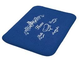 Bisk Dywanik Nicea niebieski 40 cm x 60 cm
