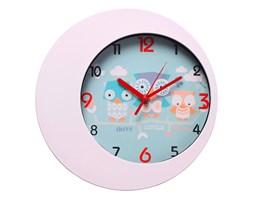 Zegary ścienne Kolor Turkusowy Wyposażenie Wnętrz Homebook