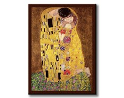 Gustav Klimt Pocałunek - Obraz na płótnie