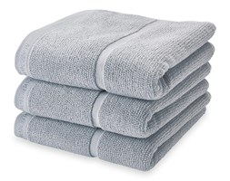 Ręcznik Aquanova ADAGIO silver grey