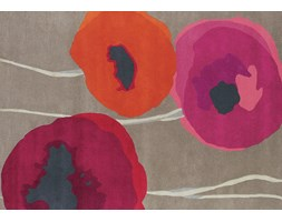 Dywan Sanderson Poppies Red/Orange 170x240cm