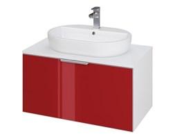 Meble łazienkowe Kolor Czerwony Wyposażenie Wnętrz Homebook