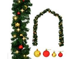 df0cd1cd005551 ozdoby bożonarodzeniowe na kominek - pomysły, inspiracje z homebook