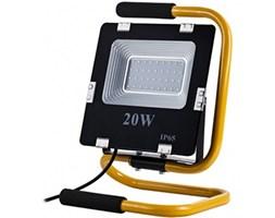 Lampa przenośna LED 2-W Reflektor ART L4101552