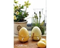 Jajko stojące żólte M