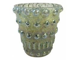 Lampion na tealighty Green&Silver