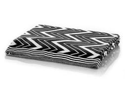 Pled Zig Zag black&white