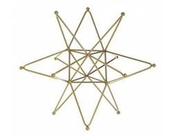 Dekoracja Gold Star