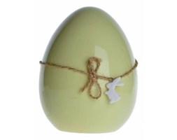 Jajko stojące zielone M