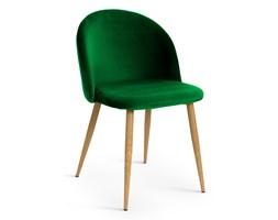 Krzesło SONG aksamit zielony Bettso