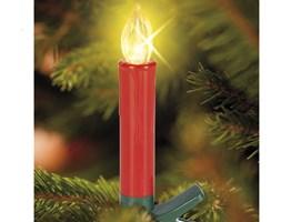 Bezprzewodowe świece Deluxe Christmaxx