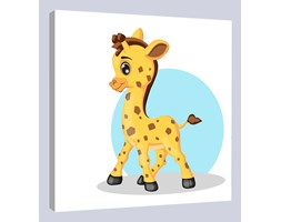 Obrazek dziecięcy Żyrafa 94476 - Buy Design