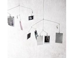 Wieszak Na Zdjęcia MOBILE Monograph Srebrny