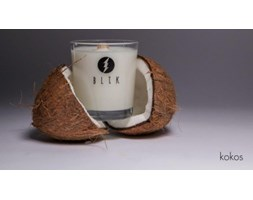 Świeca Zapachowa Blik Kokos