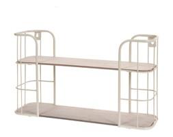 Półka Wopo 50 cm biała dwa poziomy