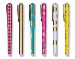 Zestaw 6 długopisów Tri-Coastal Design Write