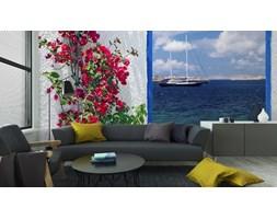 Fototapeta Tradycyjna Architektura Oia Wsi Na Wyspie Santorini, Gre