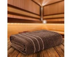 DecoKing – Ręcznik Belot – Frotte – Brązowy