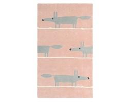 Różowy Dywan Dziecięcy - MR FOX BLUSH 25302