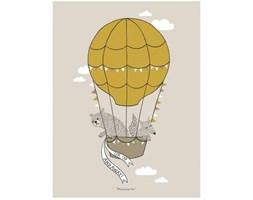 Plakat Ballooning 30x40 cm