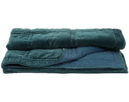 Koc Throw 180x130 cm petrol