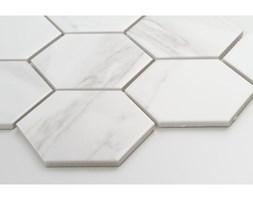Heksagon marble mat XL - kolekcja Marble