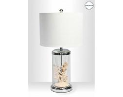 Lampa stołowa, szklana - CORAL