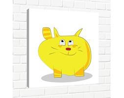 Obrazek dziecięcy Żółty Kot 78999 - Buy Design