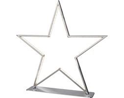 Nowoczesna gwiazda z podświetleniem LED