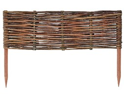 Płot ogrodowy drewniany impregnowany 60x60