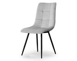 Krzesło BEN jasnoszary/ noga czarna Bettso