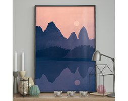 DecoKing - Plakat ścienny - Landscape
