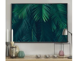 DecoKing - Plakat ścienny - Palm Leaves