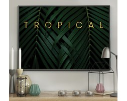 DecoKing – Plakat ścienny – Tropical Dream
