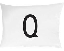 Poszewka na poduszkę Arne Jacobsens Vintage ABC litera Q