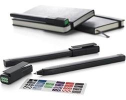 Długopis klasyczny Moleskine 1,0 mm czarny