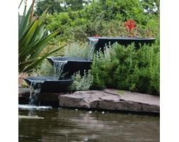 Kaskady Wodne W Ogrodzie Galeria Projekty I Wystrój Wnętrz