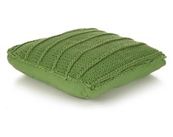 vidaXL Poduszka podłogowa, kwadratowa, bawełna, 60x60 cm, zielona