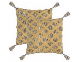 vidaXL 2 poduszki, 45x45 cm, styl boho, wielokolorowe