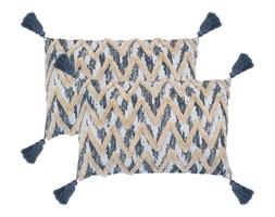vidaXL 2 poduszki, 40x60 cm, styl boho, wielokolorowe