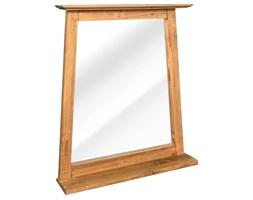 vidaXL Lustro łazienkowe, lite drewno sosnowe z odzysku, 70x12x79 cm