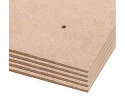 vidaXL Tablice plakatowe DIN A1, 10 szt., płyta HDF, 860x620x3 mm