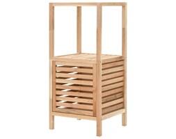 vidaXL Szafka łazienkowa z drewna orzecha włoskiego, 39,5x35,5x86 cm