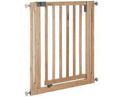 Safety 1st Bramka zabezpieczająca Easy Close 77 cm, drewniana