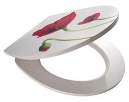 RIDDER Deska sedesowa Mohn z cichym zamykaniem, biała, 2212100