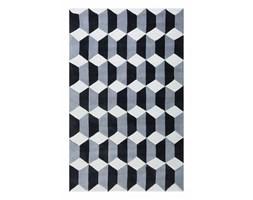Beliani Dywan czarno-szaro-biały 140 x 200 cm krótkowłosy ANTALYA