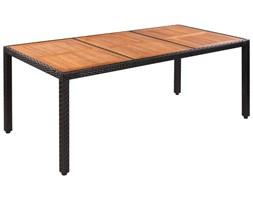 Meble Ogrodowe Drewniane Wyposażenie Wnętrz Homebook
