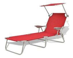 Leżak Składany łóżko Ogrodowe Plażowe Pomysły Inspiracje