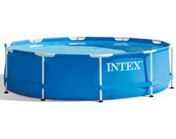 Intex Basen Metal Frame, 305 x 76 cm, 28200NP
